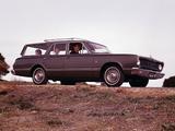 Pictures of Chrysler Valiant Safari (VC) 1966–67