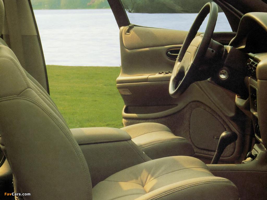Chrysler Vision 1993–97 wallpapers (1024 x 768)