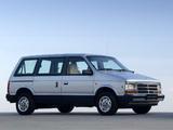 Chrysler Voyager 1987–90 photos