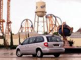 Chrysler Grand Voyager 2000–04 photos