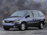 Chrysler Voyager 2000–04 wallpapers