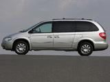 Chrysler Grand Voyager 2004–07 images