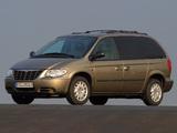 Chrysler Voyager 2004–07 images