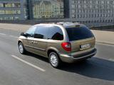 Chrysler Voyager 2004–07 wallpapers