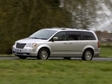 Chrysler Grand Voyager UK-spec 2008–10 images