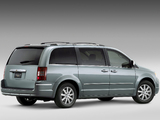 Chrysler Grand Voyager US-spec 2008–10 images