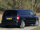 Chrysler Grand Voyager UK-spec 2008–10 images