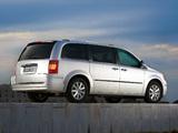 Chrysler Grand Voyager 2008–10 images