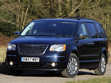 Chrysler Grand Voyager UK-spec 2008–10 photos