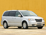 Chrysler Grand Voyager 2008–10 photos
