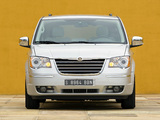 Chrysler Grand Voyager 2008–10 pictures