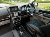 Chrysler Grand Voyager UK-spec 2011 images