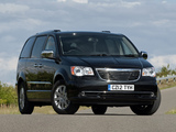 Chrysler Grand Voyager UK-spec 2011 photos