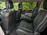 Chrysler Grand Voyager UK-spec 2011 pictures