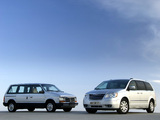 Chrysler Voyager photos