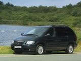Images of Chrysler Voyager UK-spec 2004–07