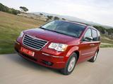 Images of Chrysler Grand Voyager 2008–10