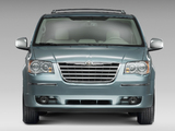 Images of Chrysler Grand Voyager US-spec 2008–10