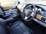 Images of Chrysler Grand Voyager UK-spec 2008–10