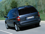 Photos of Chrysler Voyager 2000–04