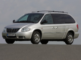 Photos of Chrysler Grand Voyager 2004–07