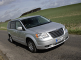 Photos of Chrysler Grand Voyager UK-spec 2008–10