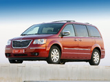 Photos of Chrysler Grand Voyager 2008–10