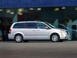 Photos of Chrysler Grand Voyager 2008–10