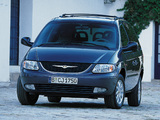 Pictures of Chrysler Voyager 2000–04