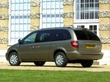 Pictures of Chrysler Grand Voyager UK-spec 2004–07