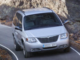 Pictures of Chrysler Voyager 2004–07