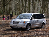 Pictures of Chrysler Grand Voyager UK-spec 2008–10