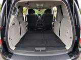 Pictures of Chrysler Grand Voyager UK-spec 2011