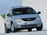 Chrysler Grand Voyager 2000–04 wallpapers