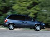 Chrysler Voyager 2000–04 wallpapers