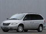 Chrysler Grand Voyager UK-spec 2004–07 wallpapers