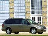 Chrysler Grand Voyager 2004–07 wallpapers