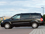 Chrysler Grand Voyager UK-spec 2011 wallpapers