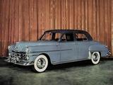 Chrysler Windsor Sedan 1950 pictures