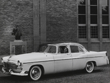 Chrysler Windsor 4-dr Sedan (C71) 1956 pictures
