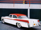 Pictures of Chrysler Windsor 4-dr Sedan (C71) 1956