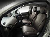 Chrysler Ypsilon JP-spec 2012 wallpapers