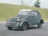 Citroën 2CV Prototype 1939 images