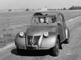 Citroën 2CV 1949–61 photos