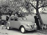 Citroën 2CV 1949–61 pictures