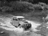 Citroën 2CV 4x4 Sahara 1960–71 pictures