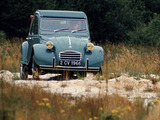 Citroën 2CV 1966–74 wallpapers