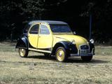 Citroën 2CV6 Charleston 1981–90 pictures