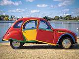 Citroën 2CV photos
