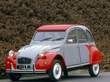 Images of Citroën 2CV Dolly 1985